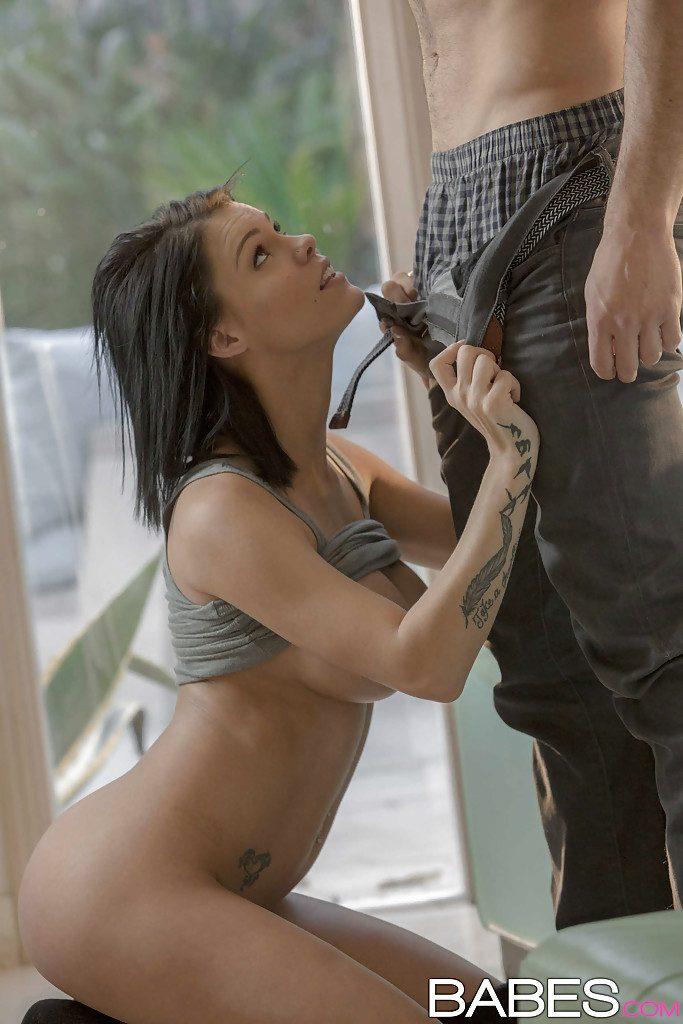 Hot blowjob