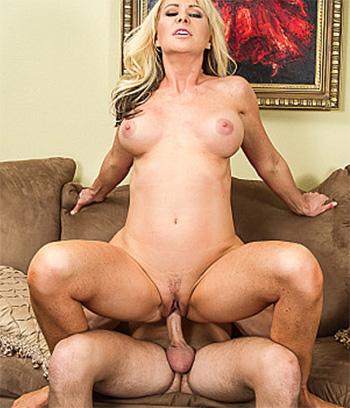 Milf porn pics of Sasha Sean